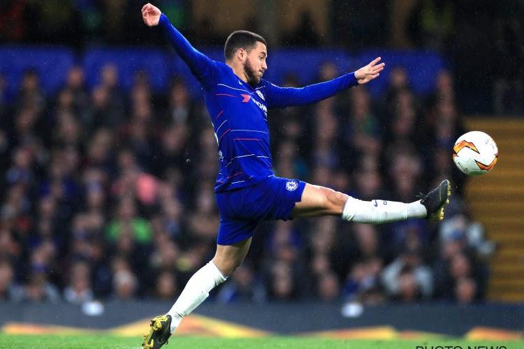 """Wereldkampioen hoopt dat Real Madrid Eden Hazard kan binnenhalen: """"Hij is geweldig"""""""