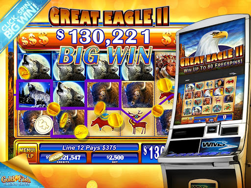 Download gold fish casino slots free google play for Fish casino slot