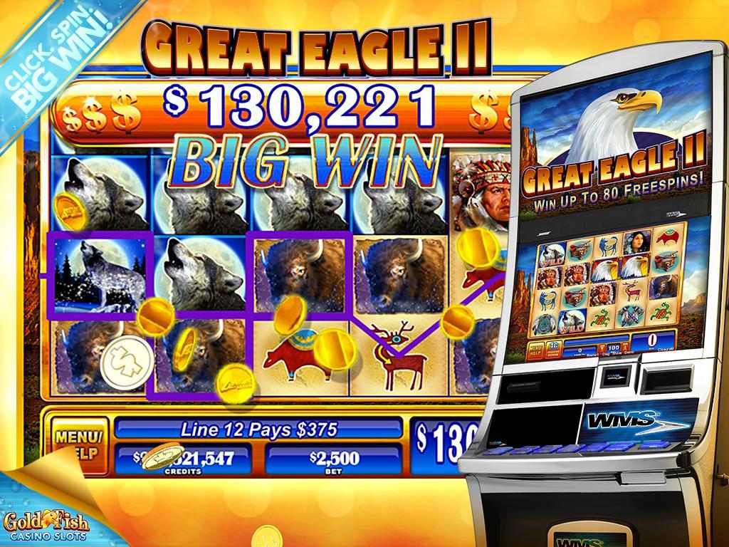 online goldfish slot machine game
