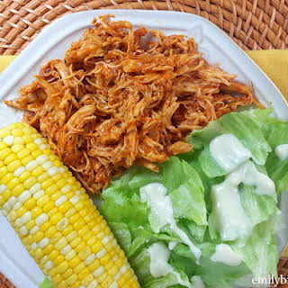 Shredded Mexican Chicken.