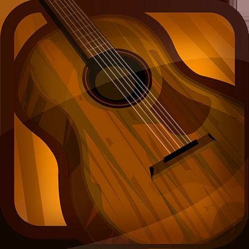 音樂原聲吉他 音樂 App LOGO-APP試玩