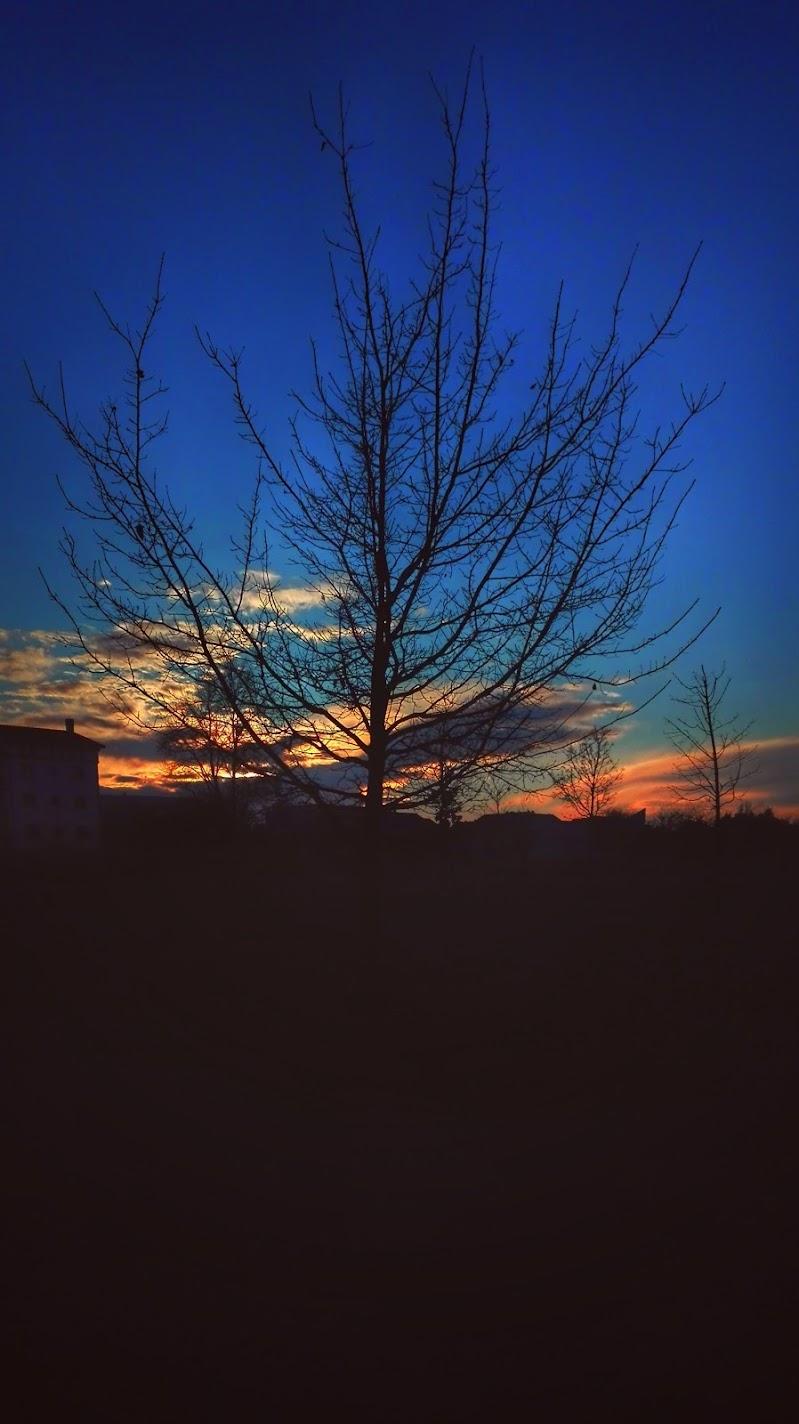 Tramonto invernale di marty_semmy