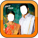 South Indian Couples Photo Frames icon