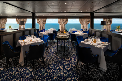 ncl_Encore_Le_Bistro.jpeg -  Head to Le Bistro on Norwegian Encore for seafood, vegetable dishes and classic Italian entrees.