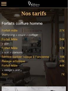 Les Barbiers de Saint Amour - náhled