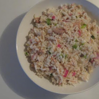 Mom's Rice Salad