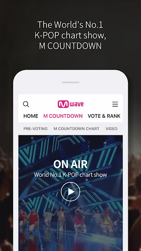 Mwave - MAMA, Vote, K-Pop News 1.2.1 app download 2