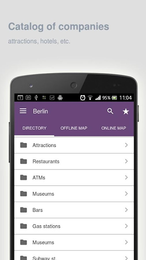 Berlin Map Offline Android Apps On Google Play - Berlin map hotels