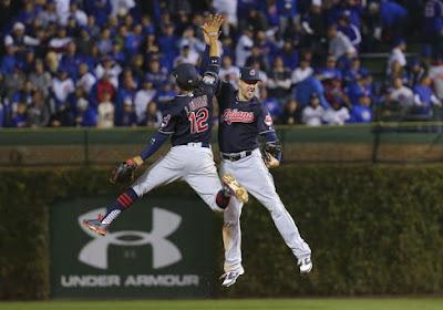 MLB : les Cleveland Indians se rapprochent du titre