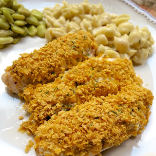 Baked Crack Dip Chicken Tenders