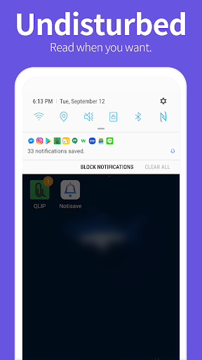 Notisave 4.0.9g Screenshots 1