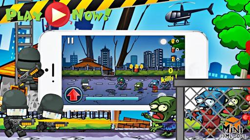 玩免費街機APP|下載ゾンビ攻撃2対警察 app不用錢|硬是要APP