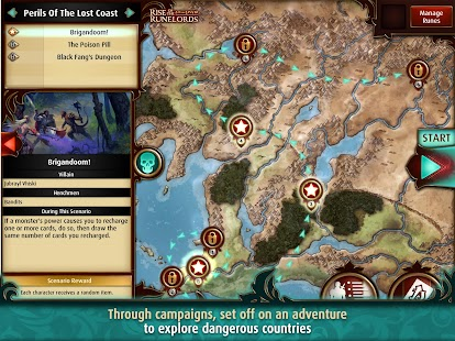 Pathfinder Adventures- screenshot thumbnail