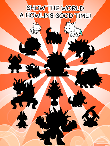 Wolf Evolution - Merge and Create Mutant Wild Dogs 1.0.1 screenshots 12
