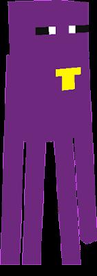 purple guy   Nova Skin