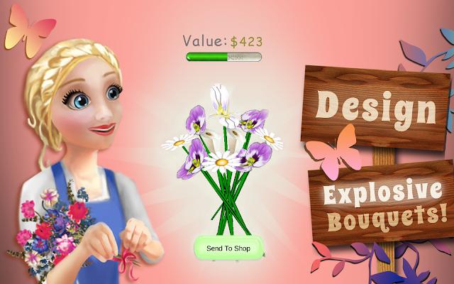 Petal Farm - Flower Garden! - screenshot