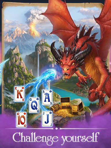 Solitaire Magic Story Offline Cards Adventure 133 screenshots 9