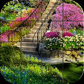 Tile Puzzle - Gardens
