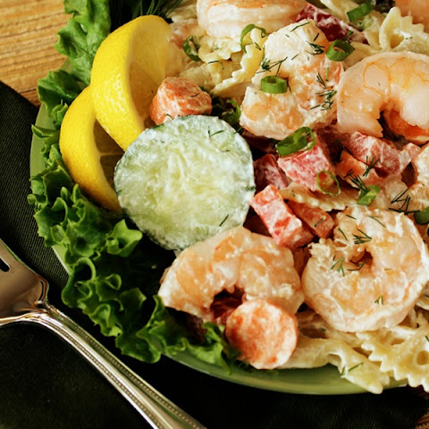 All About Shrimp Pasta Salad Spend With Pennies Kidskunst Info