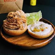 Teriyaki Gushi Chicken Slider