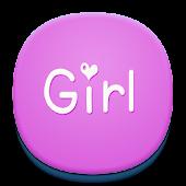 Girl Font for Flipfont Free