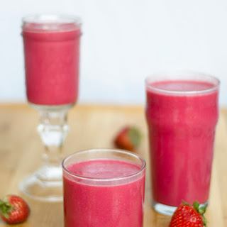 Pink Power Beet Smoothie