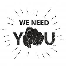 Image result for we need you