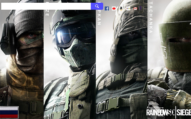 Tom Clancys Rainbow Six Game Wallpapers