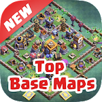 Maps of Clash Of Clans Icon
