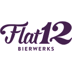 Logo of Flat 12 Upside-Down Blonde Ale