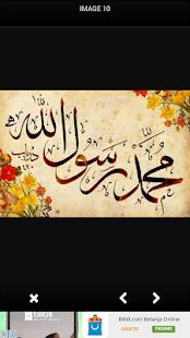 Desain Kaligrafi Mod