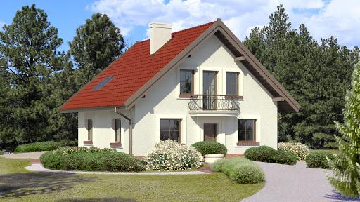 projekt Dom przy Cyprysowej 46