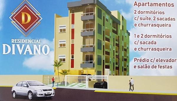 Apartamento Residencial à venda, Centro, Santa Maria 57m²