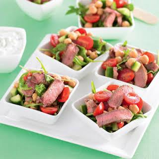 Moroccan Lamb Salad.