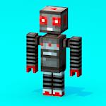 Diamond Robot - Tower Hopper