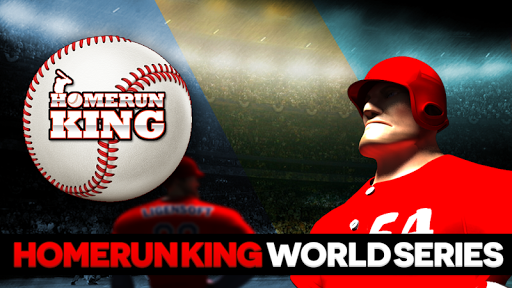 Homerun King - Pro Baseball Screenshot