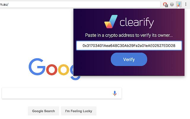 Clearify