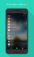 screenshot of Evie Launcher