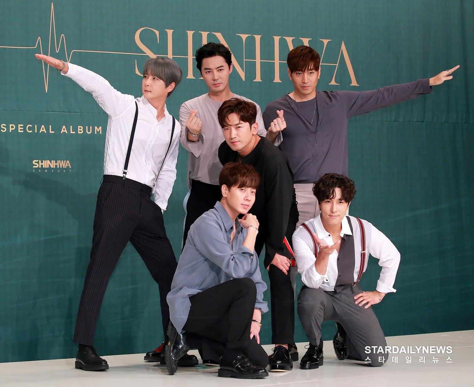 shinhwa 20 years 3