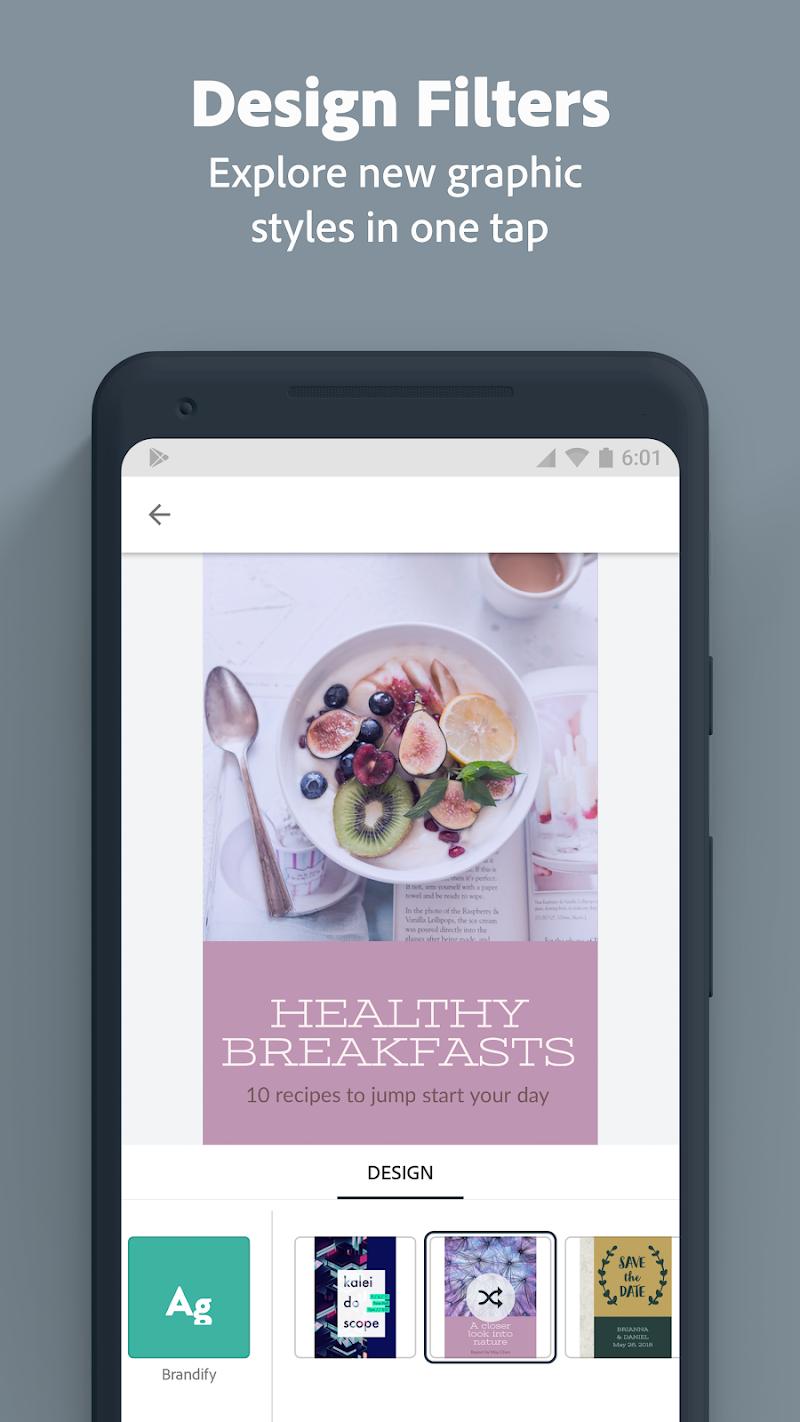 Adobe Spark Post: Graphic design made easy Screenshot 6