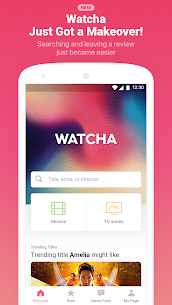 Watcha – Movies, TV Series Recommendation  App Download For Android and iPhone 1