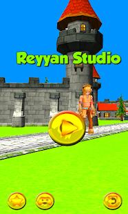 Royal Princess Runner: Rush Survival - náhled