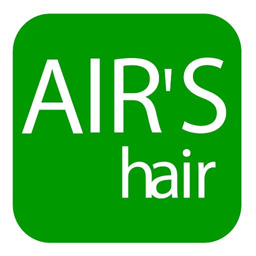 成田市郷部の美容室 AIR'S hair(エアーズ ヘアー) 遊戲 App LOGO-硬是要APP