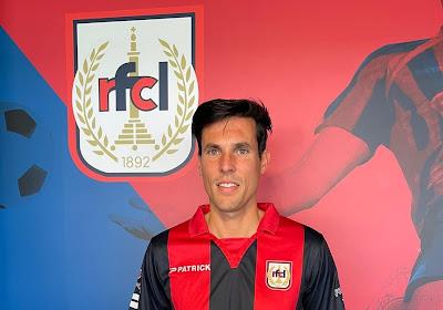 """Jérémy Perbet est un homme de défis : """"Monter en D1B avec le FC Liège"""""""
