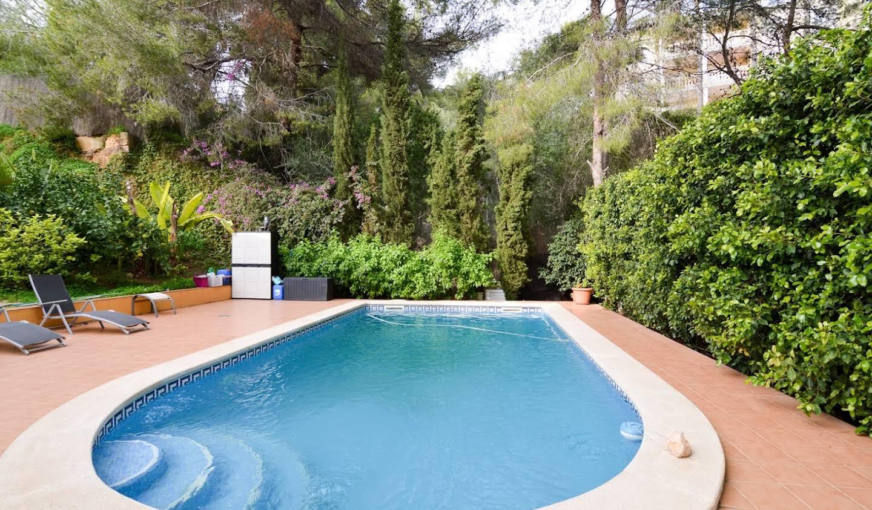 Chalet avec terrasse Calvià