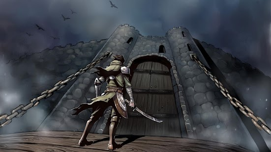 Swordbreaker The Game. Text quest Screenshot