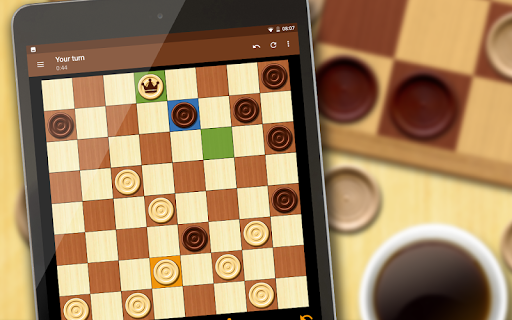 Checkers - strategy board game 1.80.0 screenshots 8