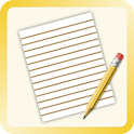 Garder mes notes - Bloc notes icon