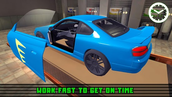Car Making Games >> Car Making Factory Simulator Manufacturing Game Android Apps