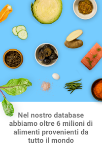 Contatore calorie Screenshot